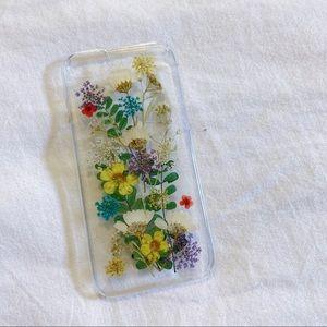iPhone 7 flower case